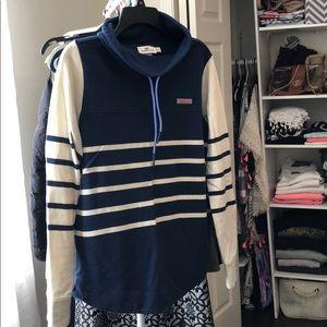 Vineyard Vines Cowl Neck Sweater